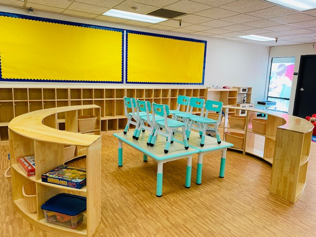 New Classrooms at My Preschool Sacramento