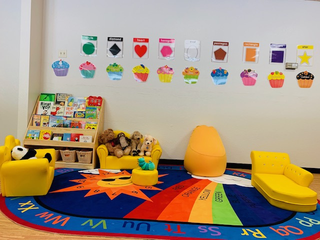 My Preschool in Sacramento Learning Center